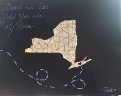 Ny to ca long distance relationship yarn art
