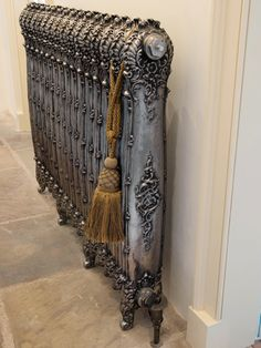 Antoinette Cast Iron Radiator. I know it is only a radiator but sooooo beautiful!