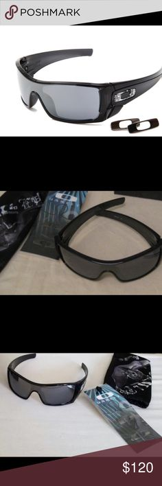 oakley batwolf mask sunglasses  oakley batwolf glasses black ink iridium lens new oakley sunglasses new and never worn batwolf oo9101