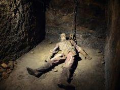 Jaká tajemství ukrývají 3000 let staré podzemní chodby pod Jeruzalémem?
