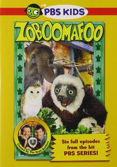 Amazon.com: Zoboomafoo: With The Kratt Brothers: .: Movies & TV