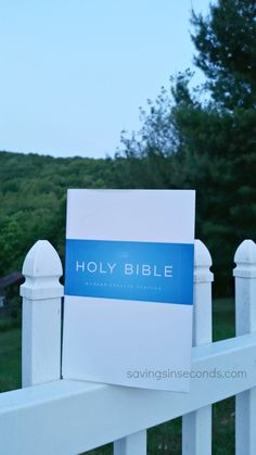 MEV Bible #giveaway from @FamilyChristian #FCblogger @FamilyChristian