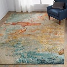 Shop for Nourison Celestial Sealife Rug (5'3 x 7'3). Ships To Canada at Overstock.ca - Your Online Home Decor Outlet Store!  - 18524756