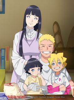 Tags: NARUTO, Uzumaki Naruto, Hyuuga Hinata, Angelcake12, Uzumaki Himawari, Uzumaki Boruto
