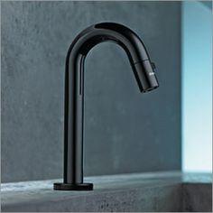 "Hansa Hansanova Style Pillar tap, 1/2"", projection 94 mm chrome - 50938101   Reuter-Shop.com"