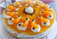 Mandarinentorte - bezaubernd!