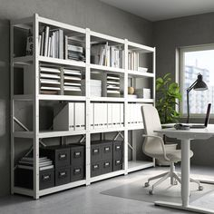KVISSLE Briefablage, weiß Style Blanc, Cable Management Box, Magazine Files, Letter Tray, Recycling Facility, Ikea Family, All The Small Things, Magazine Holders, Home