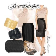 """""""Sheer Delights 2"""" by zoltan-l on Polyvore"""