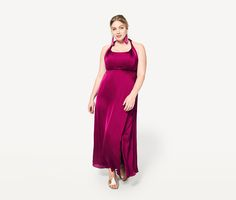 Berry The Tolly Dress | Fame & Partners USA