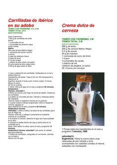 ISSUU - Thermomix cocina con cerveza par Fiesta Thermomix