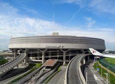 Paris CDG Airport France - Photorator