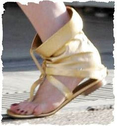 Chanel sandals 2006