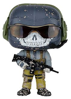 FunKo 020254 Pop Games Call of Duty Lt. Simon Ghost Riley…