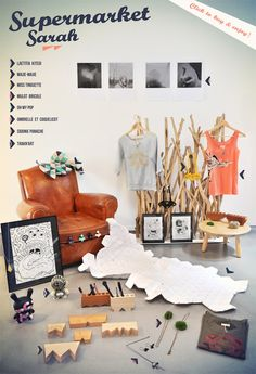 I love the graphic layout, use of colour and cool product featured here. V inspiring. Visual Merchandising Displays, Cool Store, Retail Space, Paper Design, Cool Designs, Photo Wall, Wall Decor, Diy, Graphic Design