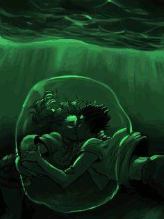 Best Underwater Kiss Ever