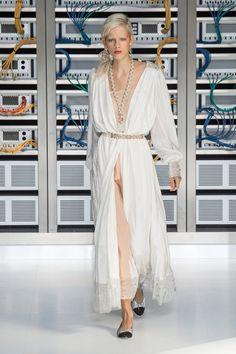 Chanel - Spring/Summer 2017 - Look 84