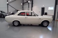 Gear ford escort