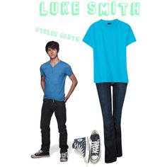 Luke smith outfit