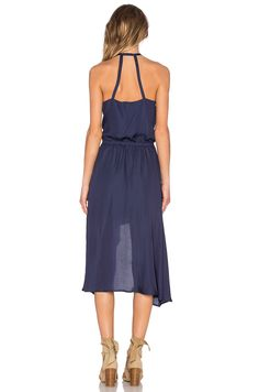 d.RA Cora Dress in Navy | REVOLVE