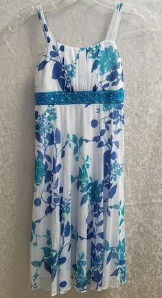 Girls Speechless  Summer Dress Size 12 #Speechless #Dress #Dressy