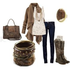 dressy but casual! love it
