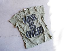 A gal can never have too many vintage tees.