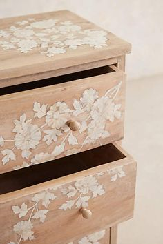Pearl Inlay Dresser