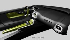 2013 | Kia GT4 Stinger: Gashetka | Transportation Design