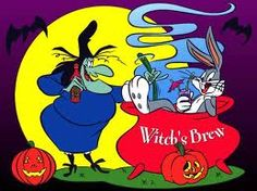 Looney tunes witch