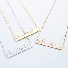 New York City necklace – Imsmistyle.