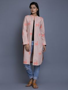 The Loom- An online Shop for Exclusive Handcrafted products comprising of Apparel, Sarees, Jewelry, Footwears & Home decor. Bollywood Fashion, Western Wear, Dusty Rose, Casual Wear, Loom, Bag Accessories, Cape, Kimono Top, How To Wear