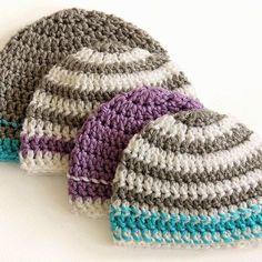 crochet cap pattern