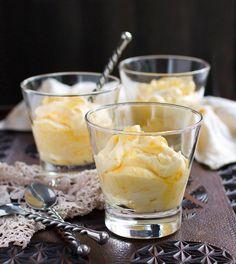 Lemon Curd & Ginger Fool