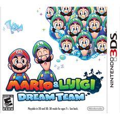 Mario & Luigi: Dream Team (Nintendo 3DS): Games : Walmart.com