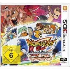Inazuma Flammenwall  3DS in Actionspiele FSK 6, Spiele und Games in Online Shop http://Spiel.Zone