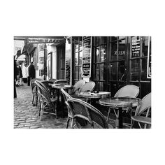 french cafe ❤ liked on Polyvore featuring backgrounds, photos, paris, pictures and city