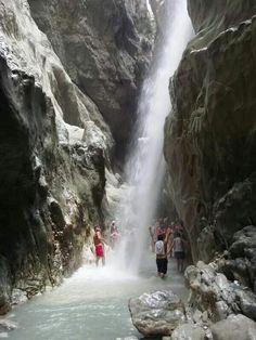 Antalya - Turkey Saklı Kent Kanyonu