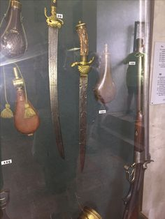 Castle Kost Armor and Weapons