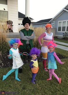 Corie: Our whole family fell in love with these adorable characters the moment we first saw the preview for the Dreamworks movie Trolls! Each member of our family resonated with specific...
