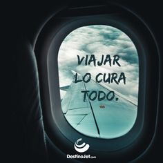Viajar lo cura todo - Viajes Words For Stupid, Book Quotes, Words Quotes, Motivational Quotes, Inspirational Quotes, Philosophy Quotes, Instagram Story Ideas, Spanish Quotes, Yoga