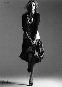 Art of Fashion, Fall 2005. Photographed by Inez & Vinoodh.