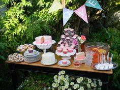 Garden Sweet Table