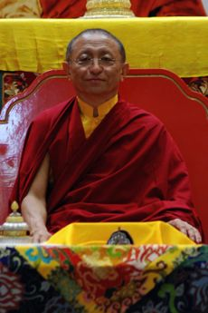 Chökyi Nyima Rinpoche as the oldest son of Kyabjé Tulku Urgyen Rinpoche, Chökyi Nyima Rinpoche was recognized at 18 months of age as the seventh incarnation of Gar Drubchen, a Drikung Kagyü master and an emanation of Nagarjuna. He advised Rinpoche to turn his efforts towards instructing western practitioners. Rinpoche has a good command of the English language, and has been instructing a growing number of western students in meditation practice since 1977.