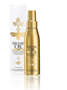 Does your hair need some TLC? Give it the nourishment it needs. #L'Oreal Professional #Mythic Oil