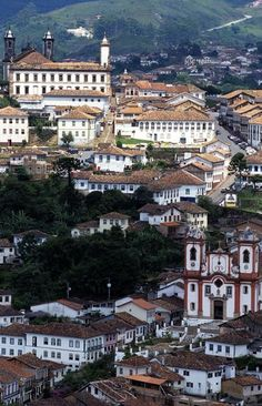 ↰✯↱lugares - Ouro Preto, Minas Gerais, Brazil (Check- an awesome weekend getaway close to home! Places Around The World, The Places Youll Go, Places To See, Around The Worlds, Wonderful Places, Beautiful Places, Places To Travel, Travel Destinations, Brazil Travel