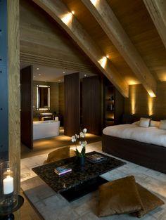 Le Chedi, Andermatt, Suisse