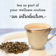 And if you're new or on the fence... tea likely originated in southwest China during the Shang dynasty as a medicinal drink, so you'll definitely want to check out the health benefits. Welcoming Arete to our blog- read on as Nicole Hope provides an explanation of what is and isn't tea: http://www.in-dependent.org/blog/tea-as-part-of-wellness-routine-introduction