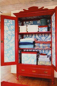wallpaper wardrobe