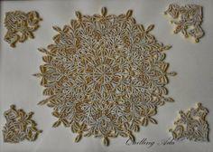 Quilling by Ada: Mandala