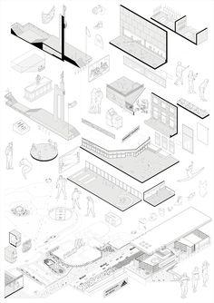 archidose - MULTICULTURALIDAD VIRAL.    Anagramma Arquitectos